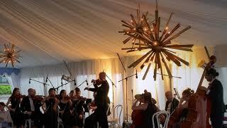 Sixteen Piece Wedding Orchestra performing at Gurney's Resort in Montauk