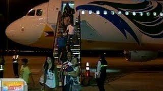 UB: Eroplano ng Cebu Pacific na biyaheng CDO, nag-emergency landing sa Cebu
