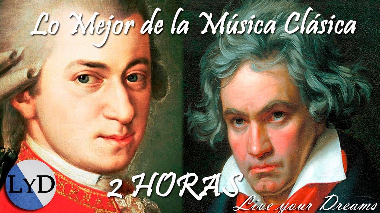 2 Horas De La Mejor Música Clásica Mozart Beethoven Bach Música Clásica Piano Violin Youtube