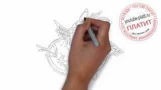 Как нарисовать летучую мышь вампира(Как нарисовать поэтапно карандашом за короткий промежуток времени понравившегося персонажа или предмет...., 2014-06-29T08:21:35.000Z)