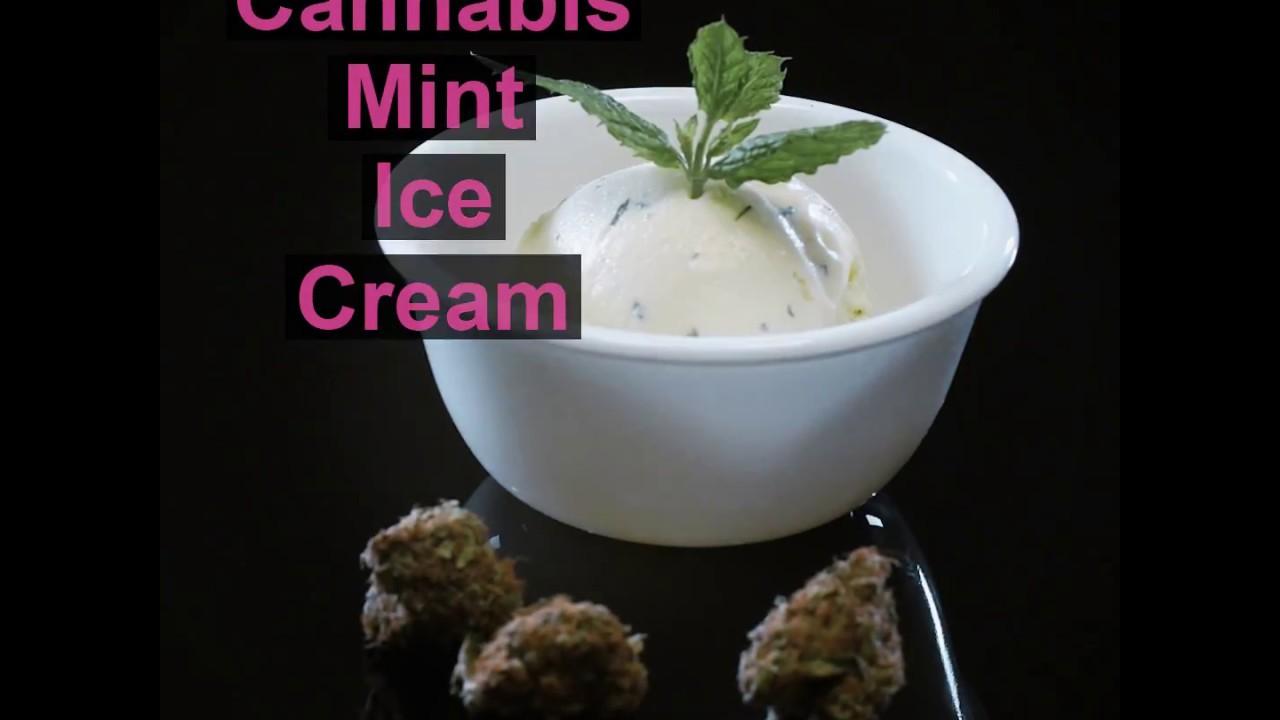 Weed ice-cream