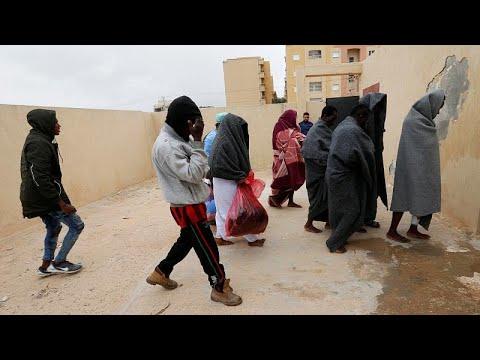 التعذيب الجنسي وسيلة ابتزاز المهاجرين واللاجئين إلى أوروبا عبر ليبيا…  - نشر قبل 11 ساعة