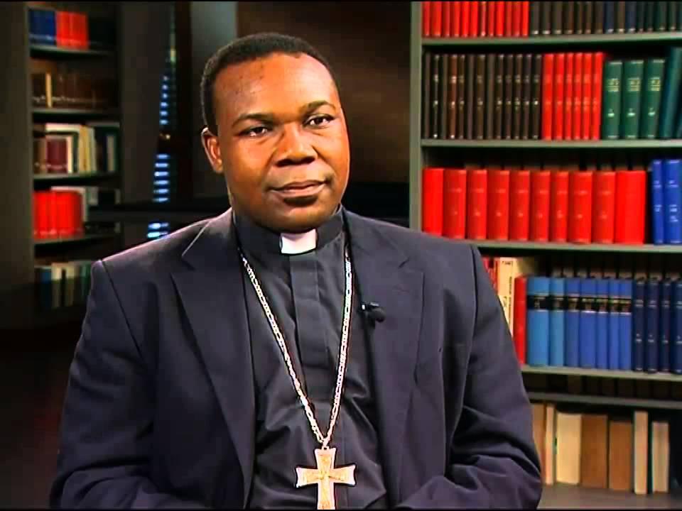 Monseñor Ceferino Zeca Martins Obispo Auxiliar de Luanda
