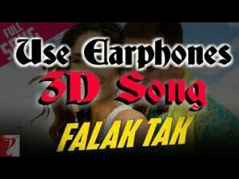 Falak Tak (Virtual 3D Song) : Tashan by Udit Narayan & Mahalakshmi Iyer Mp3