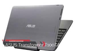 ASUS Transformer Book T100TAF  review