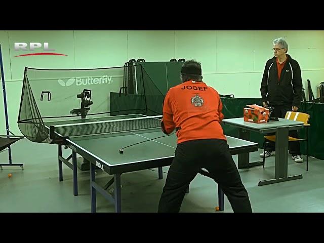 Tafeltennisvereniging TTV Woerden - RPL TV Woerden - 7 juni 2013
