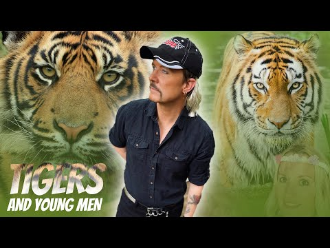 Смотреть клип Will Chase & Ingrid Michaelson - Tigers And Young Men