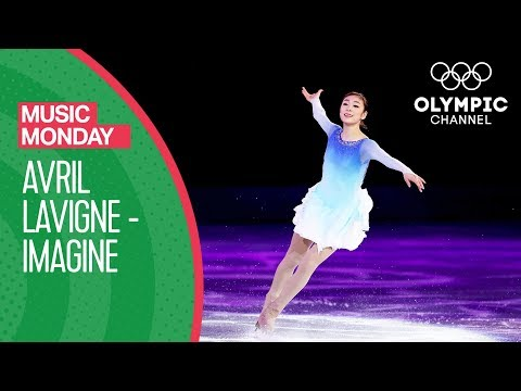 Yuna Kim's 'Imagine' At Sochi 2014 Olympics Figure Skating Gala | Music Monday