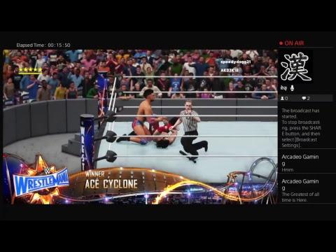 Ace Cyclone vs AKD