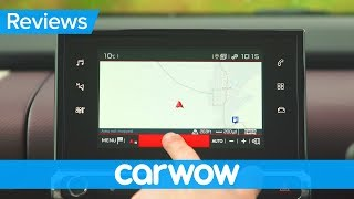 Citreon C4 Cactus 2018 SUV infotainment and interior review   Mat Watson Reviews