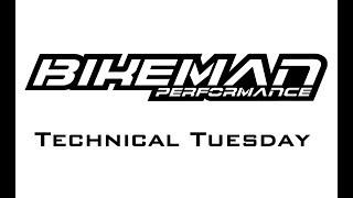 Bikeman Technical Tuesday `CVT Helix Angles` (S1E3) by Joey BMP