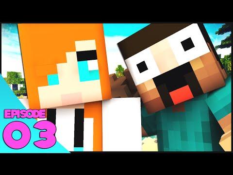 Wife vs. Minecraft - S02E03 : Wifeiiii & House Start!