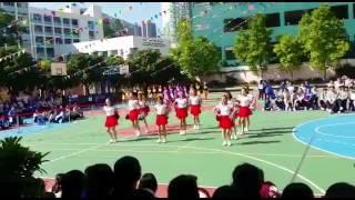 張沛松紀念中學—啦啦隊比賽2016 (仁愛社)