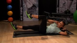 Get your best abs ever with Samantha Clayton