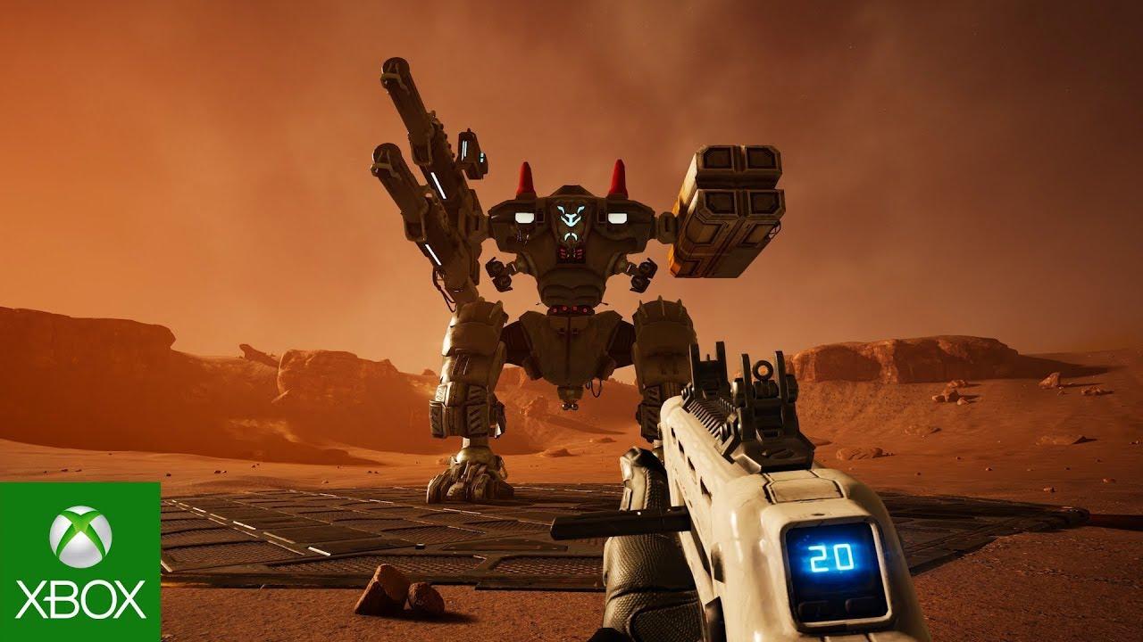 Assistir - Memories of Mars Launch Trailer - online