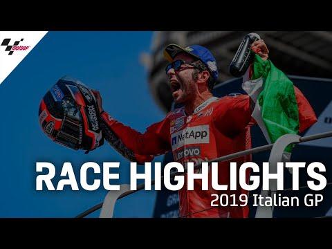 MotoGP Race Highlights | 2019 #ItalianGP