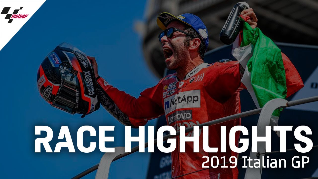 MotoGP Race Highlights | 2019 #ItalianGP