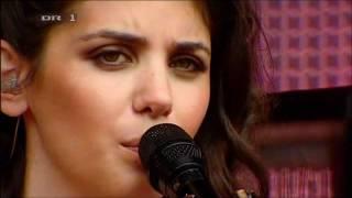 Katie Melua - Red balloons (live ledreborg castle festival)