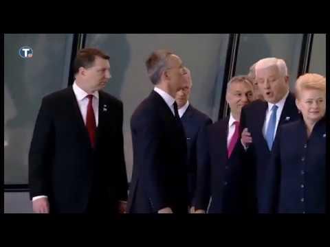 Donald Tramp gura crnogorskog premijera Markovića