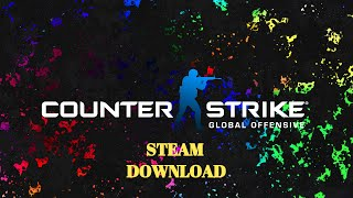 How To Download CS GO for Free on Steam 2020  Counter Strike Global Offensive MULT PLAYER