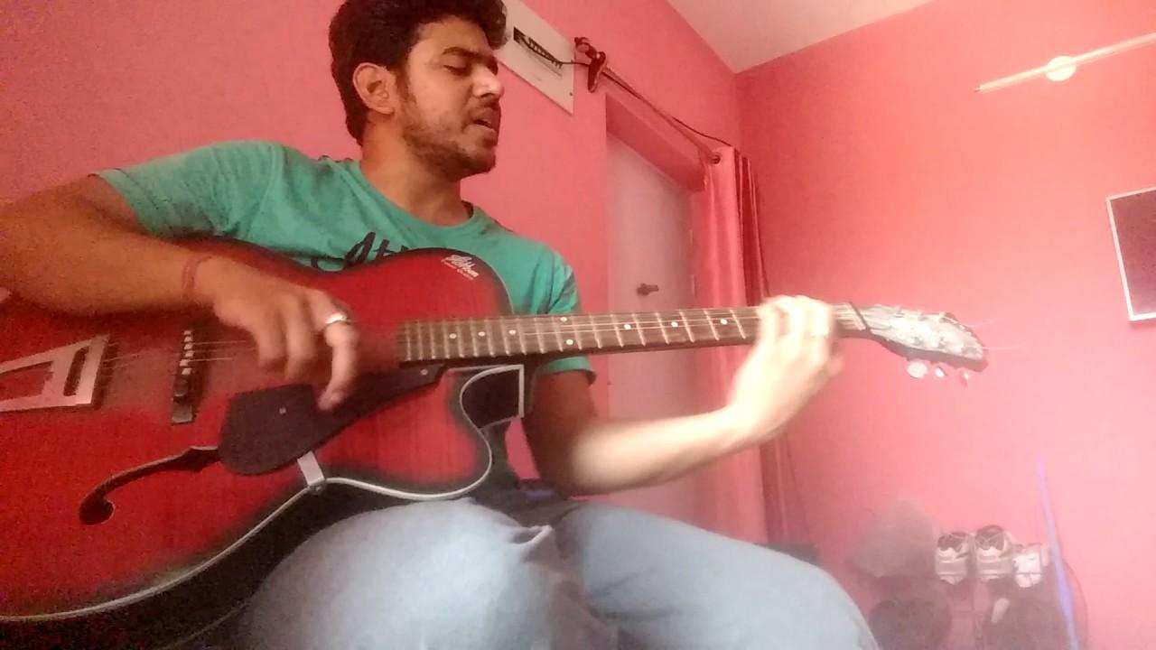 piya na rahe man basiya tanu weds manu guitar cover by