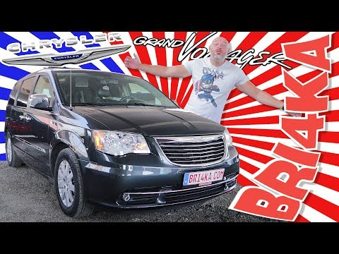 Grand Voyager Chrysler |Test and Review | Bri4ka.com|