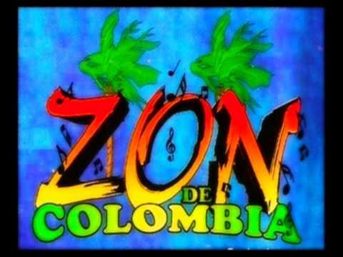 Zon de Colombia - Cumbia pa mi Gente