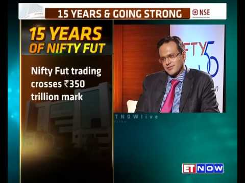 Nifty Futures' 15th Birthday | In Conversation With NSE's MD & CEO Chitra Ramkrishna