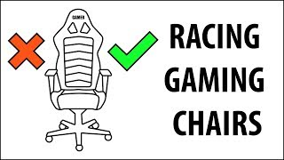 The Problem With Racing Gaming Chairs thumbnail