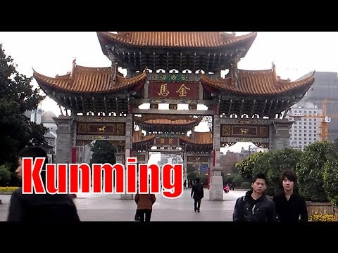 Kunming City, China - Amazing Travel Video! (HD)
