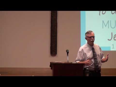 Pastor Allen Miller, CCOO, 4/24/16