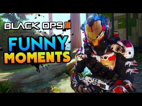 Black Ops 3 Funny Moments - Talon Bankshot, Sh*t Tranium Says, Killcams! (BO3)