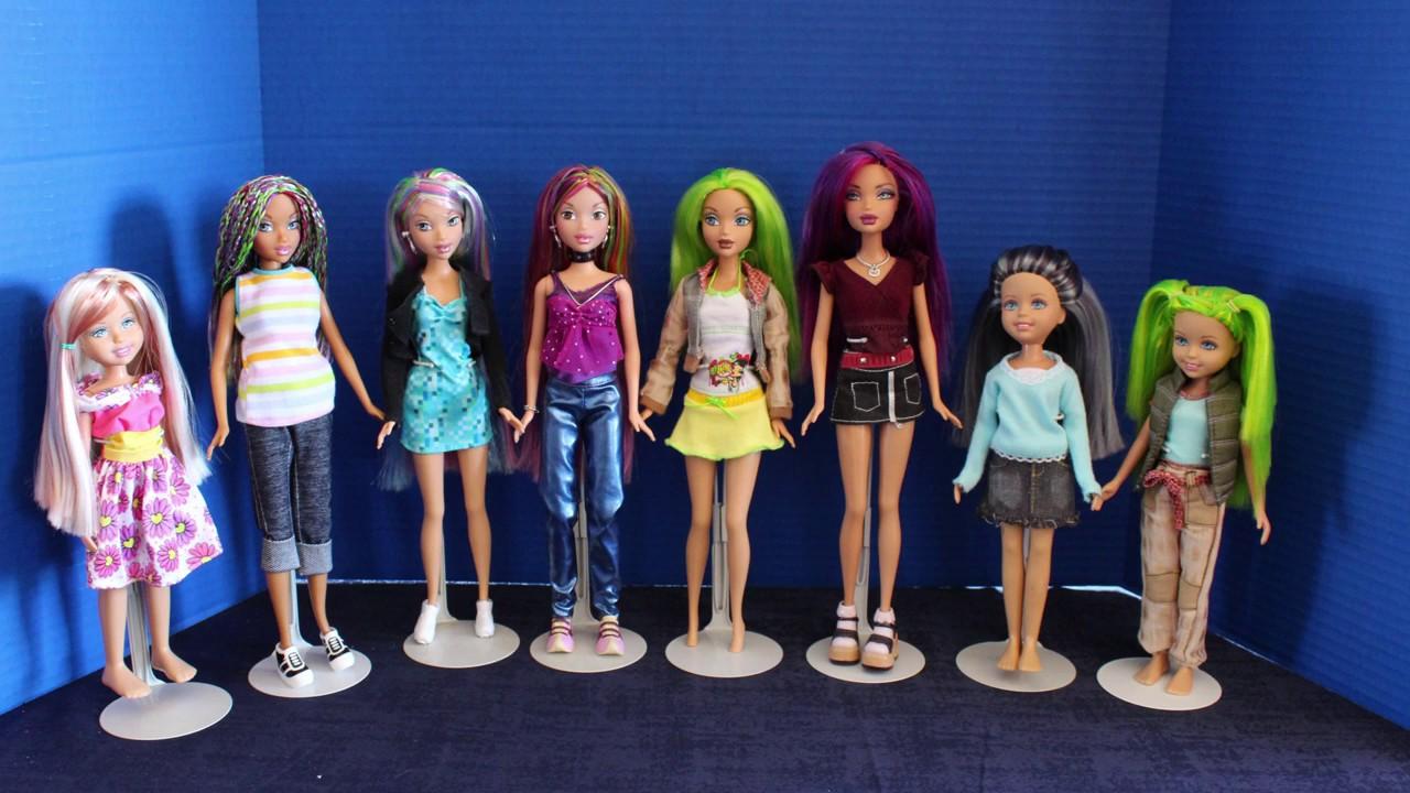 В данном разделе присутствуют куклы находящиеся в коллекции беливикс. Старая цена. My scene night on the town.