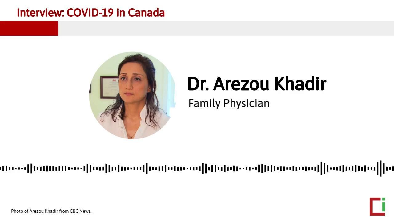 مصاحبه با دکتر آرزو خدیر: سوالات متداول درباره شیوع کرونا