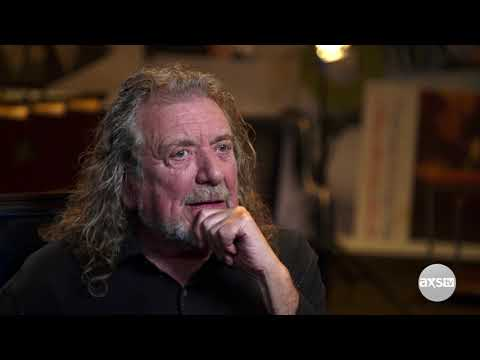 AXS TV: Led Zeppelin's Robert Plant sits down with Dan Rather