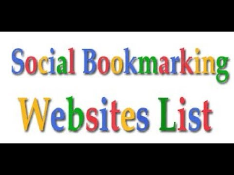 Social Bookmarking in Seo   Seo OffPage Optimization Concept Social Bookmarking   Seo Tutorials