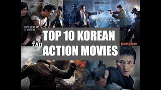 TOP 10 Korean Action Movies