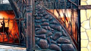 Самые красивые кованые ворота и калитки для дома(, 2017-07-13T11:05:57.000Z)