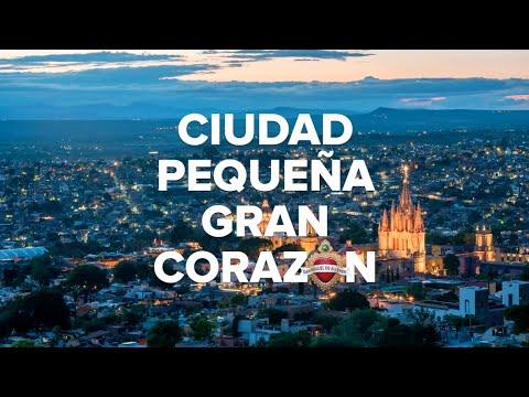 San Miguel de Allende Mejor Pequeña ciudad en el Mundo 2020   #EsoEsGrandeza