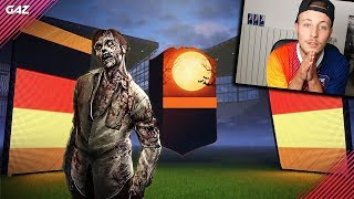 HO TROVATO UN WALKOUT ZOMBIE! SPETTACOLO! ! FIFA 18 PACK OPENING HALLOWEEN ULTIMATE SCREAM