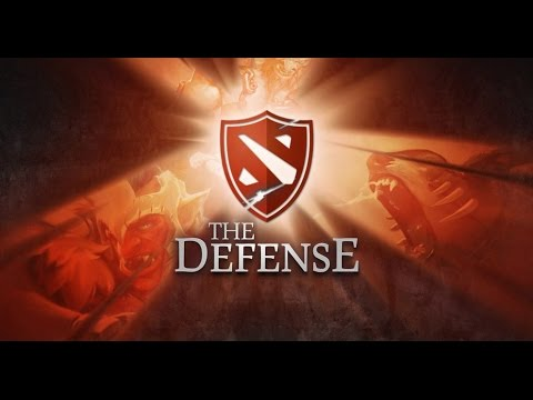 4C&L vs Team Liquid Game 1 - The Defense 5 - @durkadota @RyuUboruZDotA