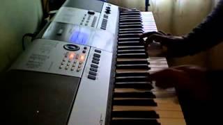 el avion de las tres ak 7 en teclado
