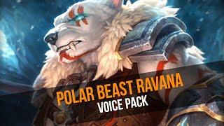 NEW Voice Pack - Polar Beast Ravana