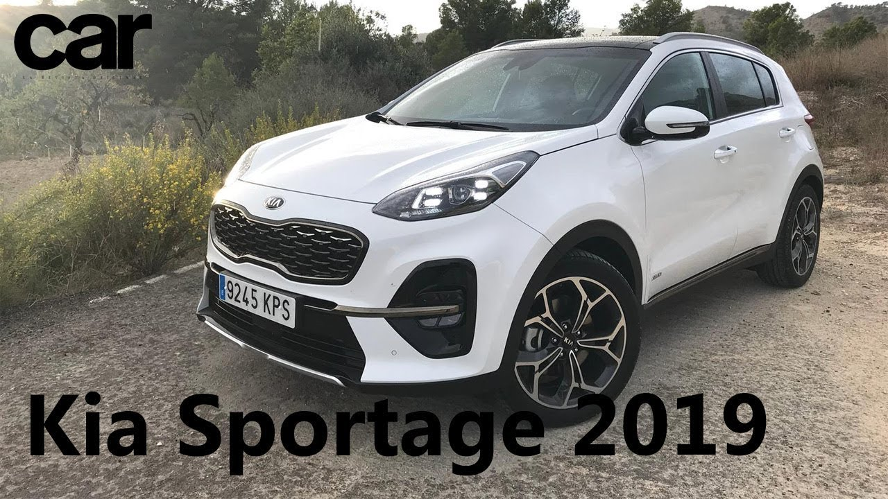 kia sportage 2019 prueba test review revista car youtube. Black Bedroom Furniture Sets. Home Design Ideas