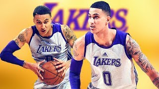 KYLE KUZMA: SUMMER LEAGUE HIGHLIGHTS!