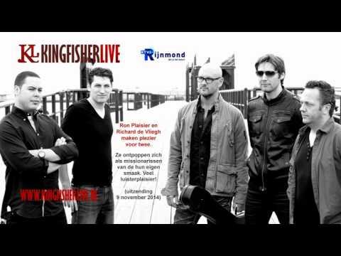 Kingfisherlive op Radio Rijnmond met Lonely Boy