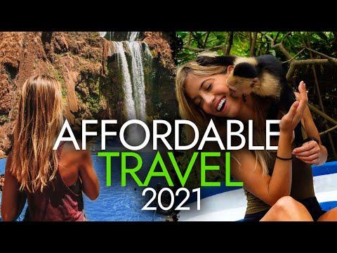12 destinations incroyablement abordables pour les voyages à petit budget en 2021