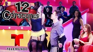 12 Hearts💕: Temptation Day! Can We Break This Couple Up? | Full Episode | Telemundo English