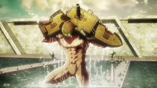 New Titan Transformation | Attack On Titan S3 P2 | ENG SUB HD