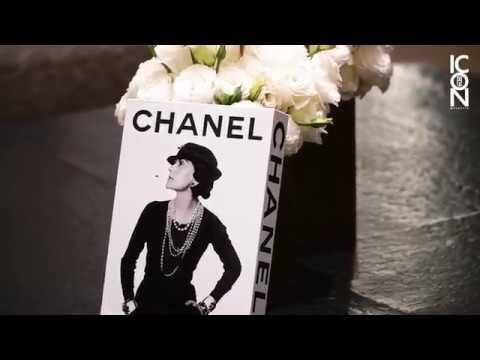 《ICON》X CHANEL: 奢华揭幕